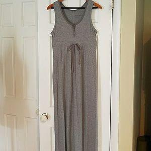 Eddie Bauer Cotton maxi dress